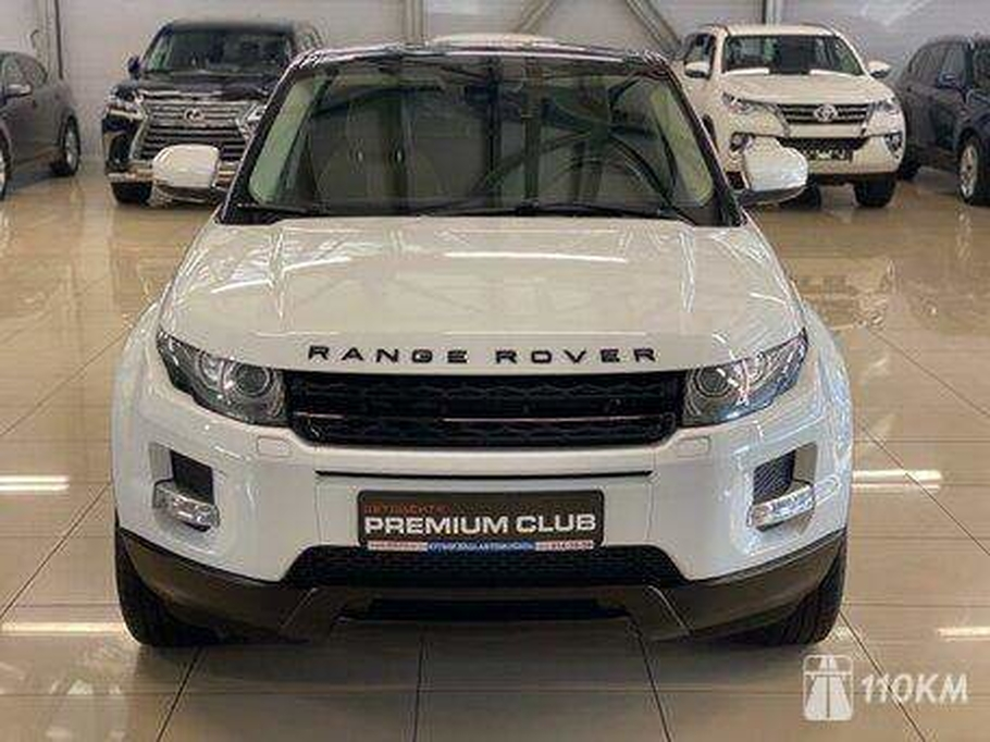 Объявление о продаже Land Rover Range Rover Evoque Prestige 2.2d AT 4×4 2012 г. г. фото 6