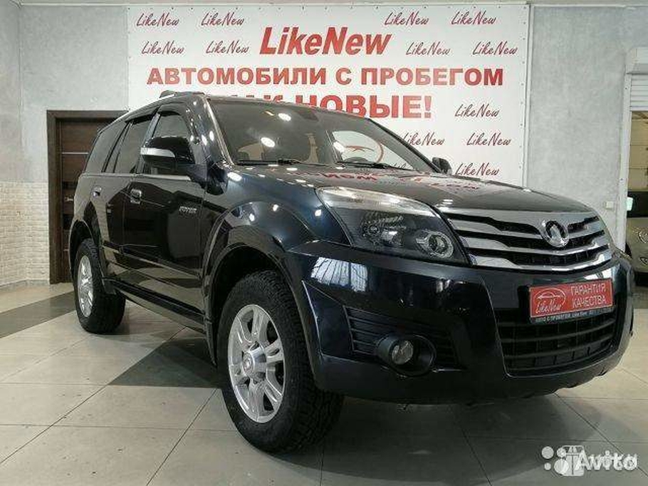 Объявление о продаже Great Wall Hover H3 Luxe 2.0 MТ 4x4 2013 г. г. фото 5