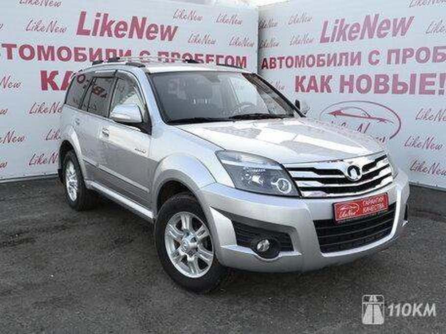 Объявление о продаже Great Wall Hover H3 Luxe 2.0 MТ 4x4 2014 г. г. фото 4