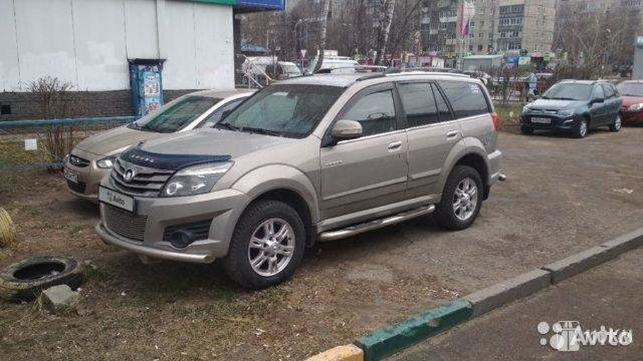 Объявление о продаже Great Wall Hover H3 Super Luxe 2.0 MT 4×4 2013 г. г.