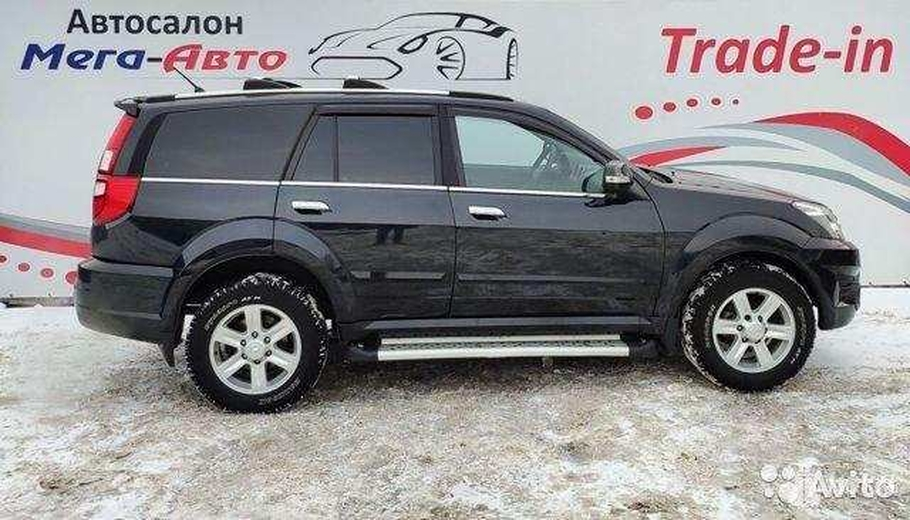 Объявление о продаже Great Wall Hover H3 Luxe 2.0 MТ 4x4 2015 г. г. фото 6